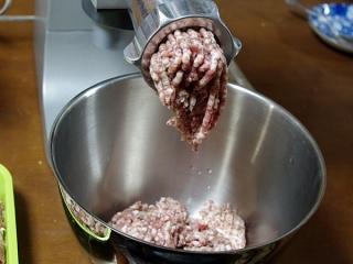 手作りソーセージレシピ・挽肉